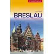 Reisgids Breslau - Wroclaw   Trescher Verlag