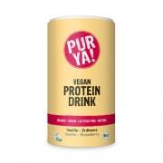 Bio Vegan Protein drink vanilka/jahoda 550 g PURYA!