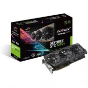 ASUS ROG-STRIX-GTX1070TI-A8G-GAMING 8GB/256-bit, GDDR5, DVI, 2xHDMI, 2xDP
