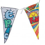 Make Your Own Banner Craft Kit (makes 12)