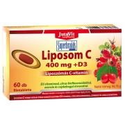 Liposom C vitamin 400 mg 60x JutaVit