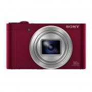Sony DSC-WX500 18.2MP Wifi NFC Vermelha