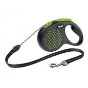 Flexi Smycz Design linka M 5m zielony