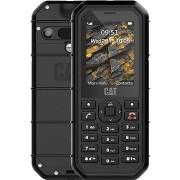 CAT B26 Dual SIM fekete + autós töltő - PORT fekete