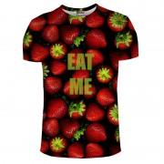 Mr. Gugu & Miss Go Eat Me Unisex Short Sleeved T Shirt TSH040