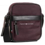 Мъжка чантичка TOMMY HILFIGER - Elevated Nylon Mini Reporter AM0AM06472 XIH