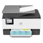 HP OfficeJet Pro 9012 All-in-One Basalt Multifunctionele inkjetprinter (kleur) A4 Printen, scannen, kopiëren, faxen LAN, WiFi, Duplex, Duplex-ADF