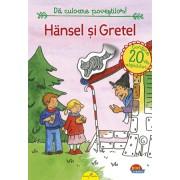 """""""Pixi creativ. Hansel și Gretel"""""""
