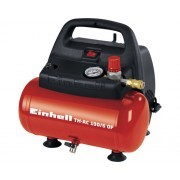 Compresor aer comprimat Einhell TH-AC 190/6OF 6L 8 bari, fara ulei