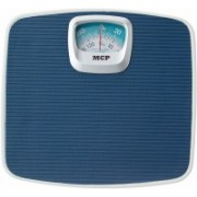 MCP Personal Weighing Scale Analog Mechanical Weighing Scale(Blue)
