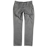 Quiksilver Pantaloni de Everyday cu Dark Shadow Everyday Chino Dark Shadow EQYNP03093-KRP0 36