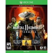 Warner Bros Home Video Mortal Kombat 11 Aftermath Xbox One Standard Edition Xbox One