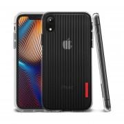 Funda IPhone XR VRS DESIGN (VERUS) Crystal Fit -Transparente