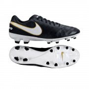 Nike Tiempo Mystic V FG - Herren Fussballschuhe - 819236-010 schwarz