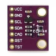 AK09911C Modulo sensor geomagnetico de 3 ejes - purpura