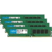 Crucial CT4K16G4DFD824A 64GB DDR4 2400MHz (4 x 16 GB)