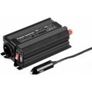 12V auf 230V Auto Spannungswandler Transverter mit 300W DC/AC mit USB Ausgang