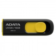 ADATA UV128 USB 3.0 16GB AUV128-16G-RBY amarillo