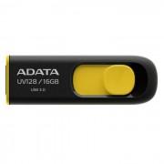 ADATA UV128 USB 3.0 16GB AUV128-16G-RBY amarillo