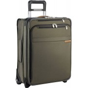 Briggs & Riley Baseline International Carry-On Expandable Wide-Body Upright - Olive