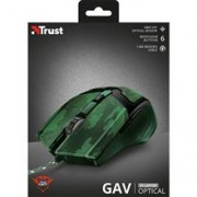 Mouse Gaming TRUST GXT 101D Gav Jungle Camo