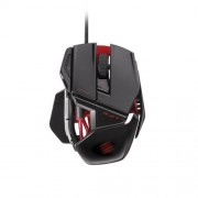 Mouse, Mad Catz Cyborg R.A.T. 3, Gaming, Black Matte