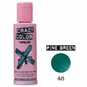 Pine Green 100ml - Vopsea Semipermanenta - Crazy Color