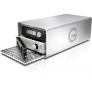G-Technology G-RAID Removable 24 To Thunderbolt 3 / USB-C - Système RAID 2 baies