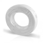 Cablu ecranat de alarma Ceam Cavi 10AF22, 10x0.22 mm, rola 100 m