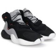 ADIDAS ORIGINALS CRAZY BYW LVL I Basketball Shoes For Men(Black)