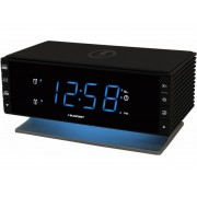 """Ébresztőórás rádió, FM PLL, USB, 1.8"""" LCD kijelő, CR55CHARGE"""