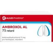 ALIUD Pharma GmbH AMBROXOL AL 75 retard Retardkapseln 20 St