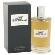 David Beckham Classic Eau De Toilette Spray 3 oz / 88.72 mL Men's Fragrance 517976