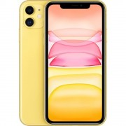 iPhone 11 Telefon Mobil Single SIM 64GB 4GB RAM Galben