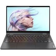 Lenovo Yoga C640-13IML szürke színű