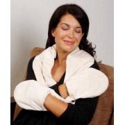 Carex Health Brands Bed Buddy Naturals Plush Neck & Hand Wrap Part No.BBF4002-12
