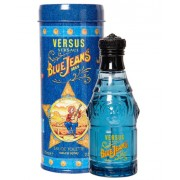Versace Jeans Blue 75Ml Per Uomo Senza Confezione(Eau De Toilette)