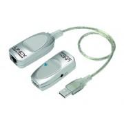 Extender USB Cat.5, Argento