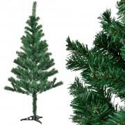 Изкуствена коледна елха със стойка - 150 см.
