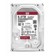 HDD Intern Western Digital Red Pro 3.5 inch 6TB SATA3 256MB 7200RPM, 24x7, NASware™