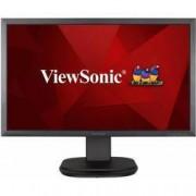 Viewsonic LCD monitor Viewsonic Ergonomic VG2439SMH, 59.9 cm (23.6 palec),1920 x 1080 px 5 ms, VA LCD HDMI™, DisplayPort, USB, VGA, na sluchátka (jack 3,5 mm)