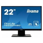 IIYAMA Monitor 22 T2252MSC-B1 10 PKT.DOTYKU,OPTYKA, FHD