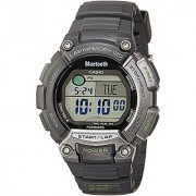 Casio Outdoor Digital Grey Dial Unisex Smart Fitness Watch - STB-1000-1ADF (S070)