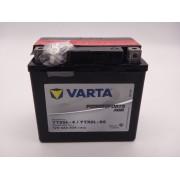 Varta YTX5L-BS baterie moto, scuter, atv 12V 4Ah AGM 80A cod 504012003