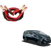 Auto Addict Premium Quality Car 500 Amp Heavy Duty Copper Core Tangle Battery Booster Cable 7.5 Ft For Mahindra Marazzo