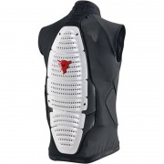 Dainese Action Vest Pro Chaleco protector Negro Blanco M