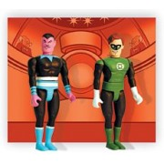 D C Comics Pocket Super Heroes: The Silver Age Green Latern vs Sinestro
