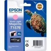 Epson T1576 Vivid Light Magenta for Epson Stylus Photo R3000 - C13T15764010