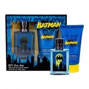 DC Comics Batman confezione regalo Eau de Toilette 75 ml + doccia gel 150 ml per bambini
