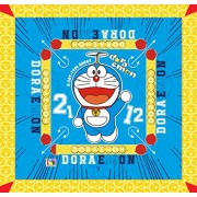 Doraemon carrom board for kids / In 20*20 size/ Family game/Packed in PVC bag for easy storage/Premium quality/certified as EN 71 European standard safe for child/ Fun board/Multi color toys (colors may vary from illustration)